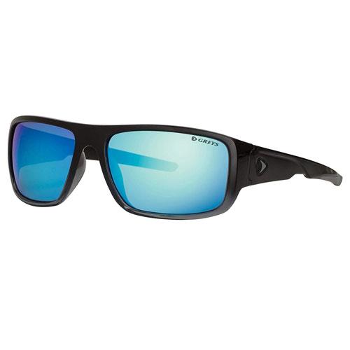 Greys Occhiali Polarizzati G2 Gloss Black Blue Mirror