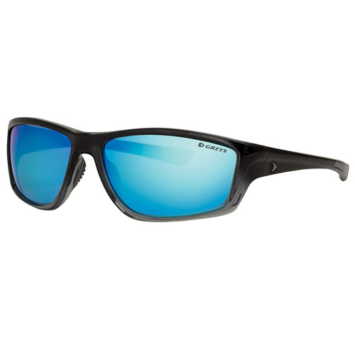 Greys Occhiali Polarizzati G3 Gloss Black Blue Mirror