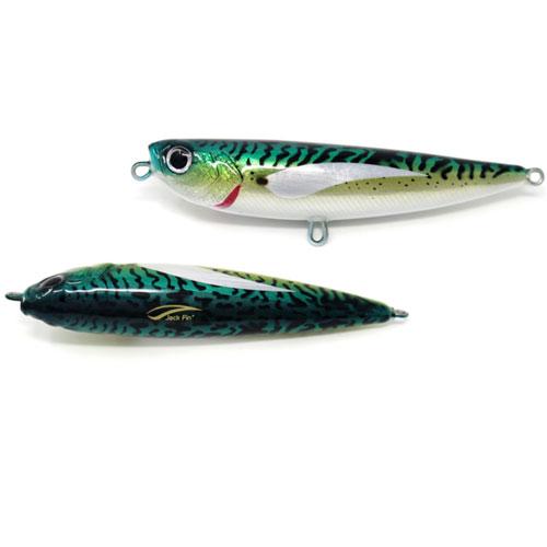 Jack Fin Salty Dog 100 Mackerel