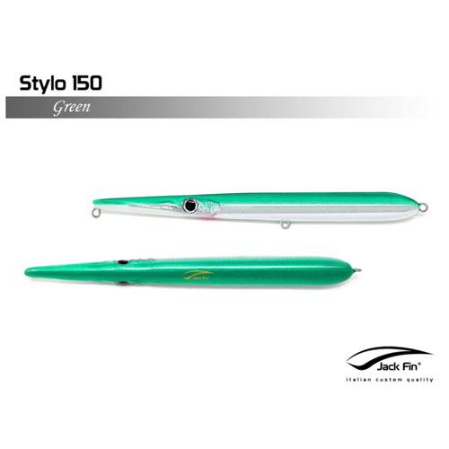 Jack Fin Stylo 150 Green