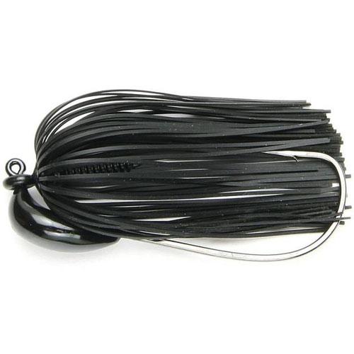 Keitech Tungsten Rubber Jig Model III 1/8 Black