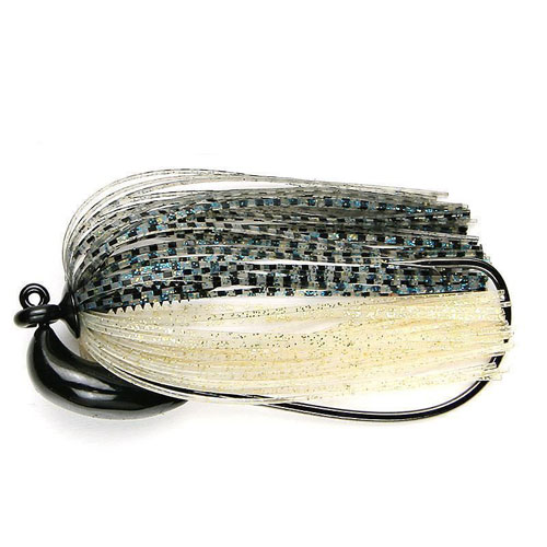 Keitech Tungsten Rubber Jig Model III 3/8 Bluegill Flash