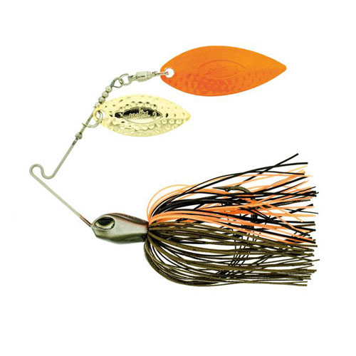 Molix FS Spinnerbait 1/2 Oz Mud Vein - IKE Signature Color