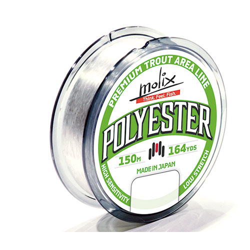 Molix Trout Area Polyester 150 m #0,35  1,8 lb  0,098 mm