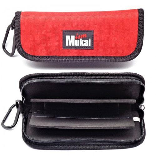 Mukai Spoon wallet L Red