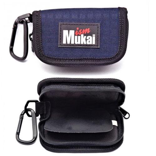 Mukai Spoon wallet S Blue