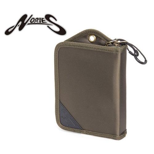 Nories Field Wallet NS-02 (Wide) Olive