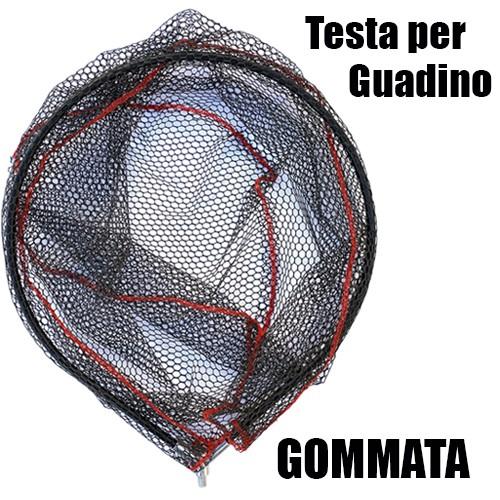 Olympus Testa Guadino in rete gommata 40x40 cm