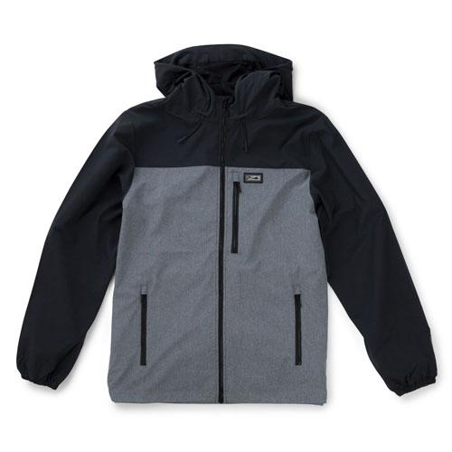 Pelagic Dri Flex Lightweight Jacket Black & Grey - Size L