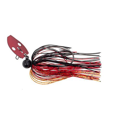 Picasso Shock Blade Tungsten Knocker 1/4 Oz Red Craw