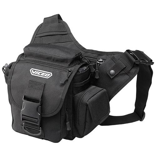 Prox One Shoulder Run&Gun Black