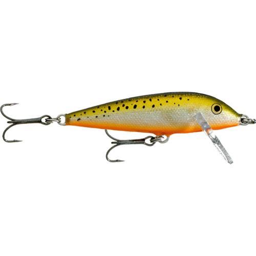 Rapala Countdown CD-7 Redfin Spotted Minnow