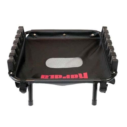 Rapala Portacanne per Belly Boat Float Tube Supporto Rod Holder 6 canne