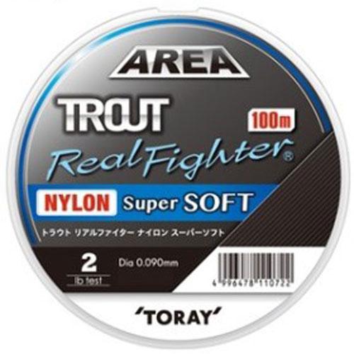 Toray Area Trout Real Fighter Nylon Super Soft 3,5 Lb