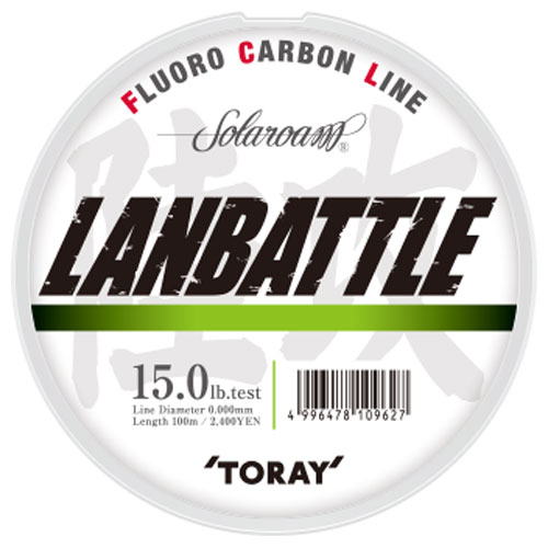 Toray Solaroam Lanbattle 14 lb  0,329 mm