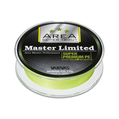 Varivas Area Super Trout Master Limited PE  4,5 lb  PE 0.15