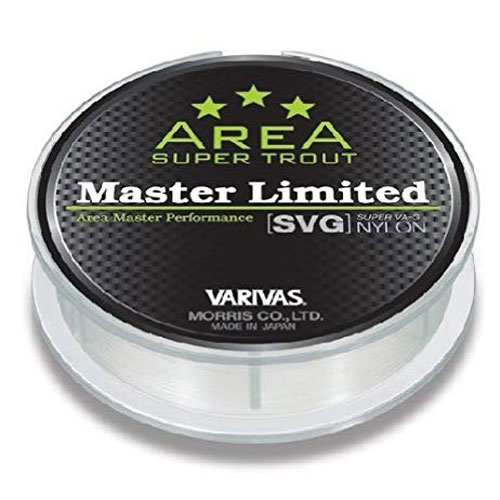 Varivas Area Super Trout Master Limited SVG Nylon 3 Lb
