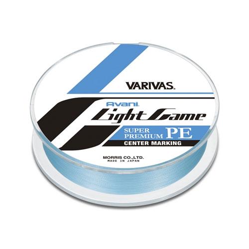 Varivas Avani Light Game Super Premium PE - 6,5 Lb #0.3