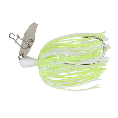 Z-Man Chatterbait Mini 1/4 Oz - Chartreuse / White