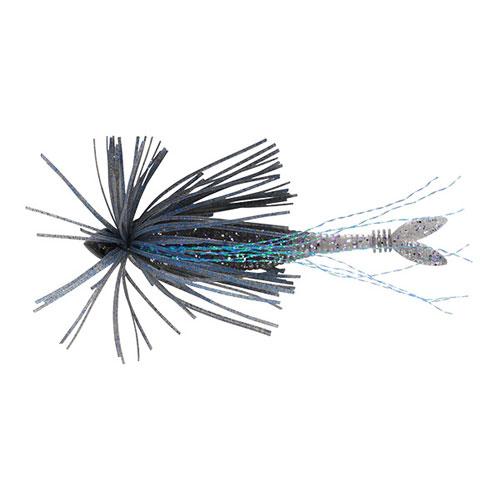 DUO Realis Small Rubber Jig 1,8 gr. Blue Smoke
