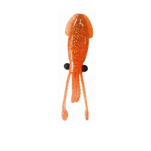 Nikko Kasei Dappy Firefly Squid Orange