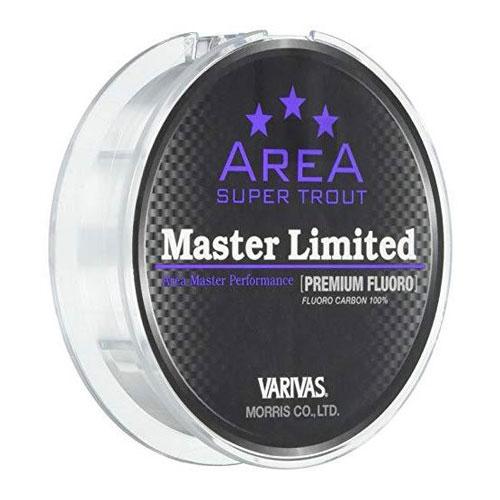 Varivas Area Super Trout Master Limited Premium Fluoro 1.5 Lb 0,104 mm